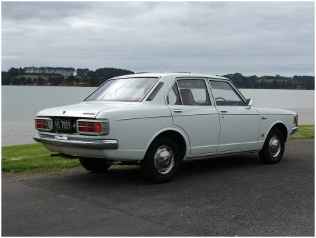 Picture of 1971 Toyota Corona