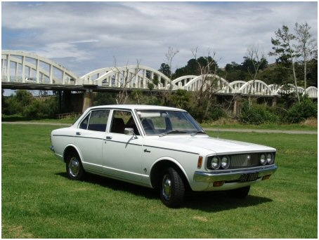 Picture of 1971 Toyota Corona, gallery_worthy