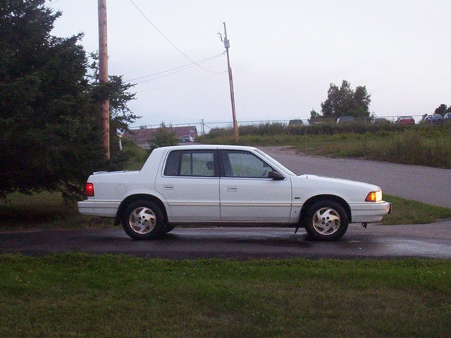 Picture of 1994 Dodge Spirit 4 Dr STD Sedan