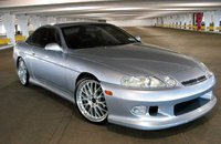 1999 Lexus SC 400 Picture Gallery