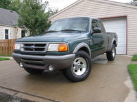 Picture of 1996 Ford Ranger STX Extended Cab 4WD SB, exterior