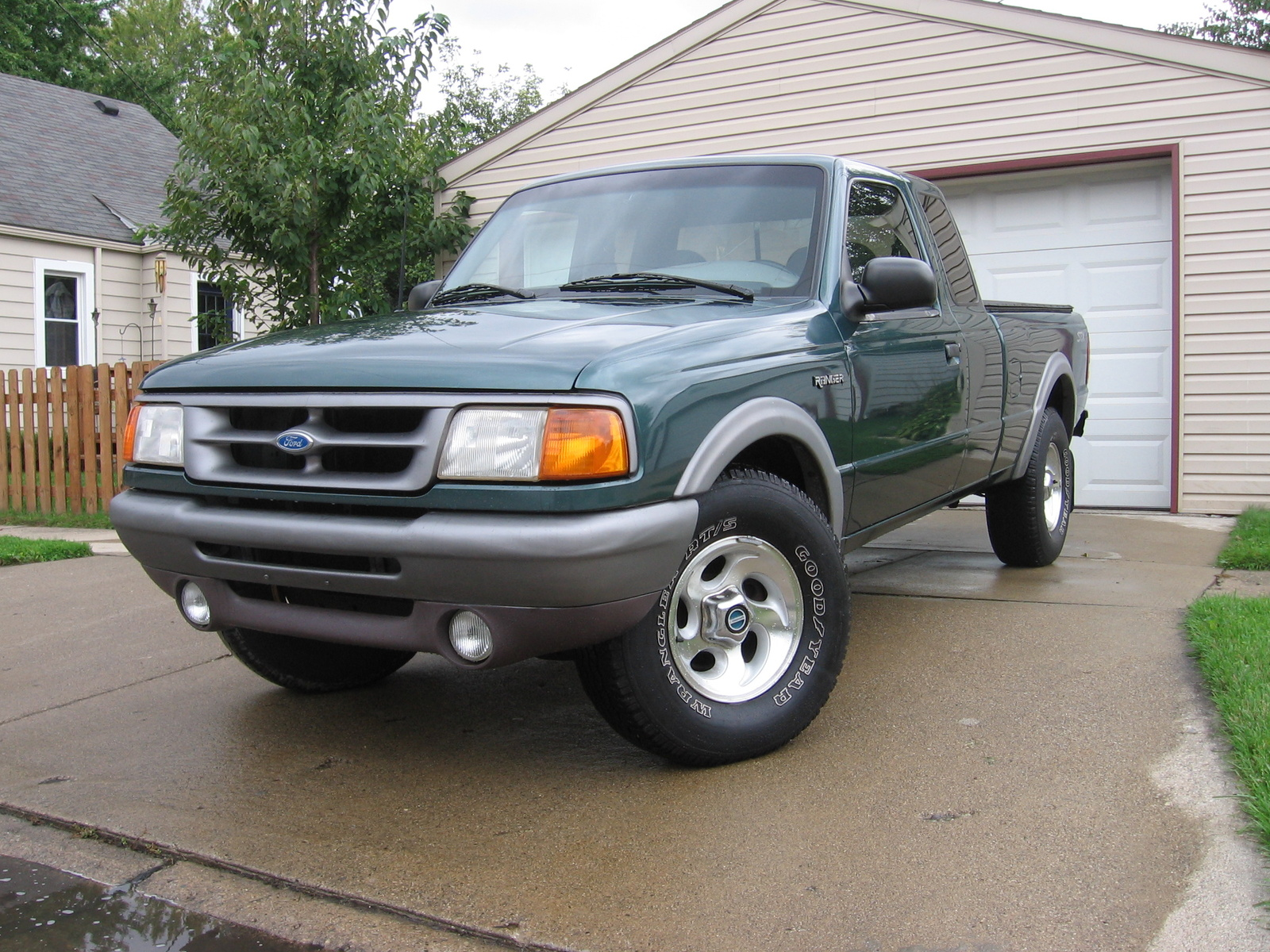 Picture of 1996 Ford Ranger STX Extended Cab 4WD SB