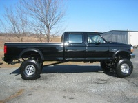 Picture of 1996 Ford F-350 4 Dr XL 4WD Crew Cab LB