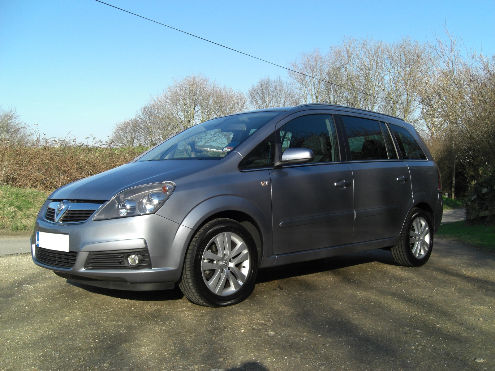 2007 vauxhall zafira pictures cargurus. Black Bedroom Furniture Sets. Home Design Ideas