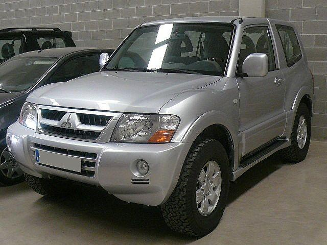 picture of 2003 mitsubishi montero exterior gallery_worthy