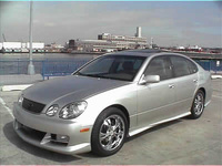 2003 Lexus GS 300 Base, 2003 Lexus GS 300 STD picture, exterior
