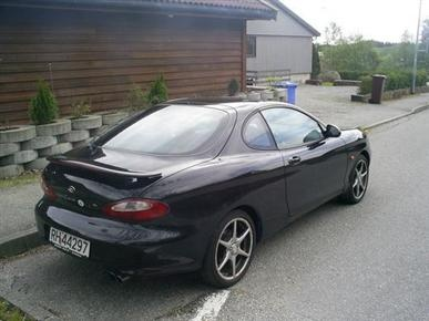 Picture of 1997 Hyundai Coupe