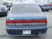 Picture of 1993 Nissan Maxima GXE