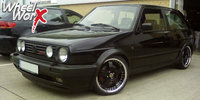 Picture of 1991 Volkswagen Golf 2 Dr GL Hatchback