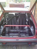 Picture of 1986 Ford Fiesta, interior