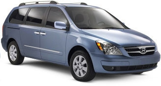 Picture of 2007 Hyundai Entourage 4 Dr GLS