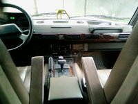 Picture of 1990 Land Rover Range Rover, interior