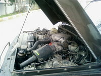 Picture of 1990 Land Rover Range Rover, engine