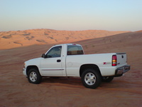 2006 GMC Sierra 1500HD SLE1 4dr Crew Cab 4WD SB picture, exterior
