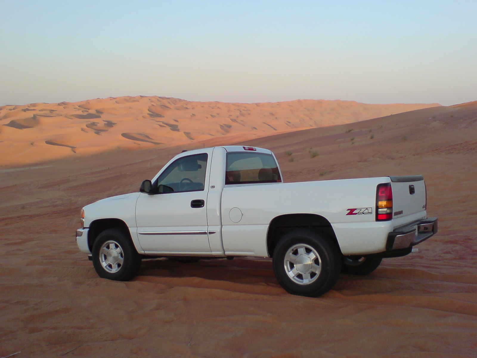 Picture of 2006 GMC Sierra 1500HD SLE1 4dr Crew Cab 4WD SB, exterior