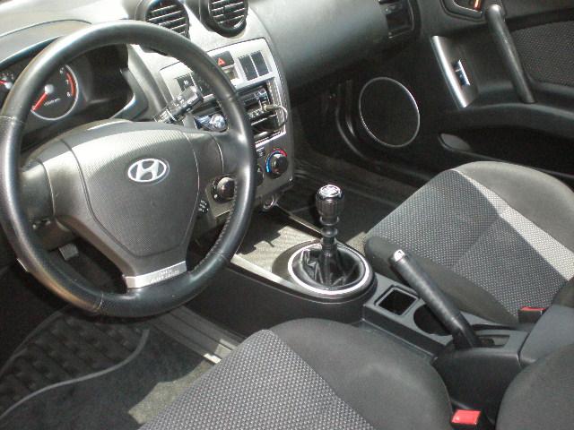 Hyundai Tiburon Gt V Se Pic