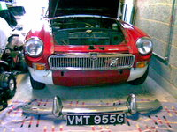 Picture of 1968 MG MGB, exterior