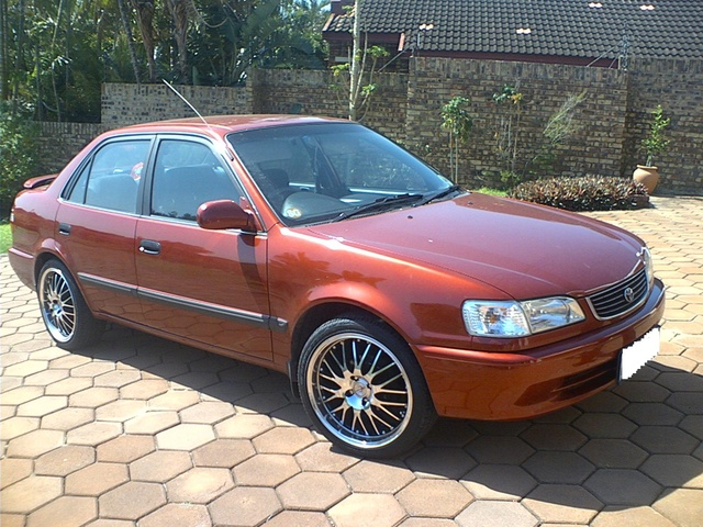 Picture of 2002 Toyota Corolla