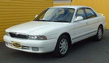 Picture of 1996 Mazda Capella