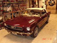 Picture of 1965 Ford Mustang Standard Convertible