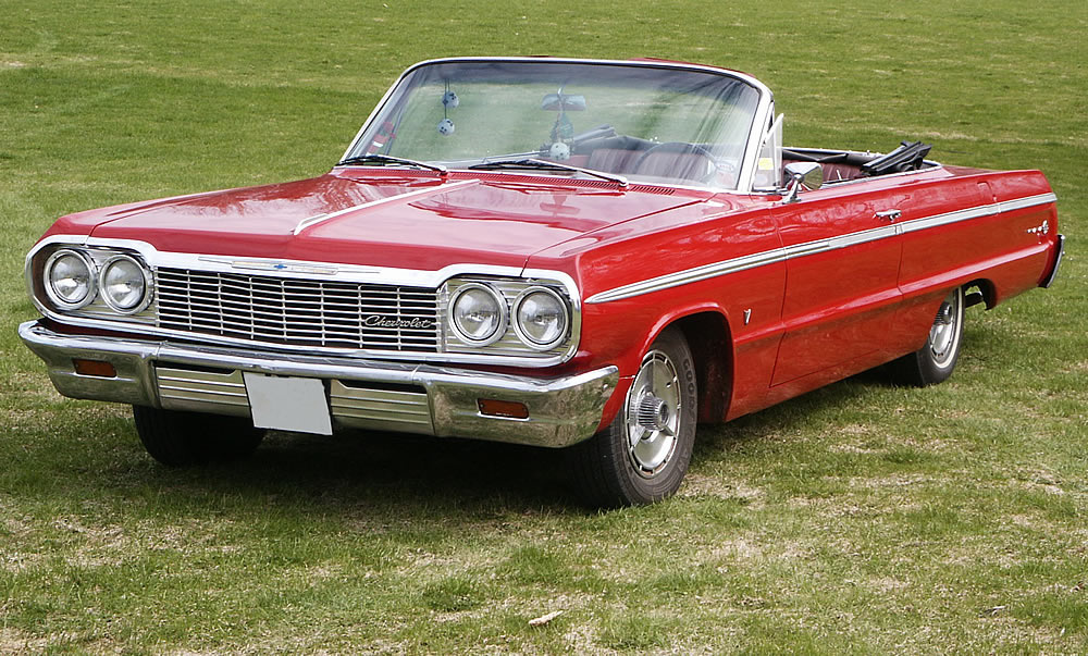 1964 chevrolet impala overview