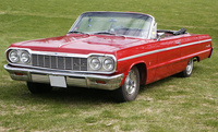 1964 Chevrolet Impala Picture Gallery