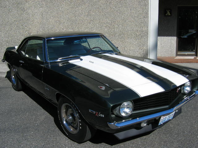 Picture of 1970 Chevrolet Camaro