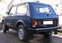 1983 Lada Niva Overview