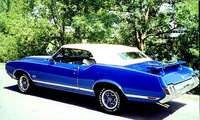 1970 Oldsmobile Cutlass Supreme picture
