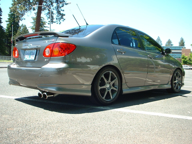 Picture of 2003 Toyota Corolla S, gallery_worthy