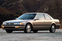 1993 Honda Accord LX Coupe, 1993 Honda Accord 2 Dr LX Coupe picture