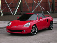2003 Toyota MR2 Spyder 2 Dr STD Convertible picture