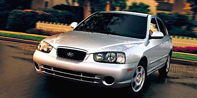 Picture of 2003 Hyundai Elantra GLS Sedan FWD, gallery_worthy