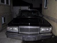 Picture of 1991 Mercury Grand Marquis 4 Dr LS Sedan