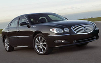 2008 Buick LaCrosse, side, exterior, manufacturer