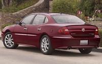 2008 Buick LaCrosse Super, side, exterior, manufacturer