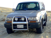 Picture of 1997 Toyota Land Cruiser 40th Anniversary Limited 4WD, gallery_worthy