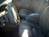 Picture of 1999 Buick Regal 4 Dr GS Supercharged Sedan, interior, gallery_worthy