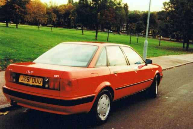 Picture of 1991 Audi 80