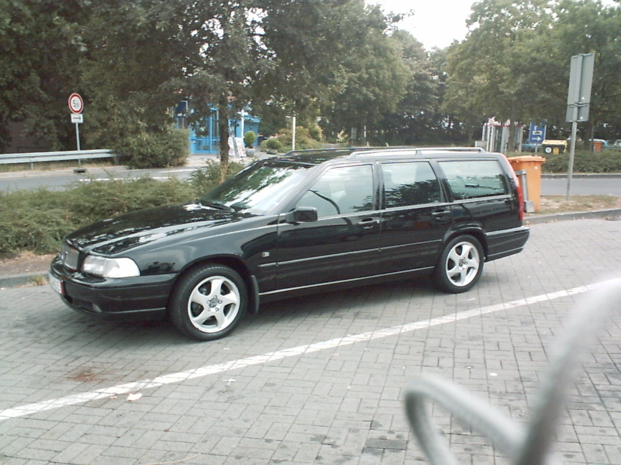 Volvo V Dr T Turbo Wagon Pic on 2000 Volvo Turbo Wagon R