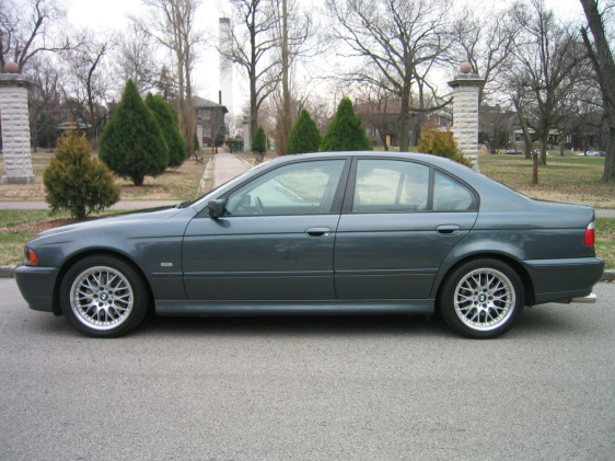 2001 BMW 5 Series 540i, 2001 BMW 540 540i picture, exterior