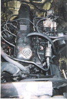 1977 AMC Gremlin picture, engine