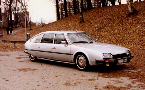 Picture of 1982 Citroen CX, gallery_worthy