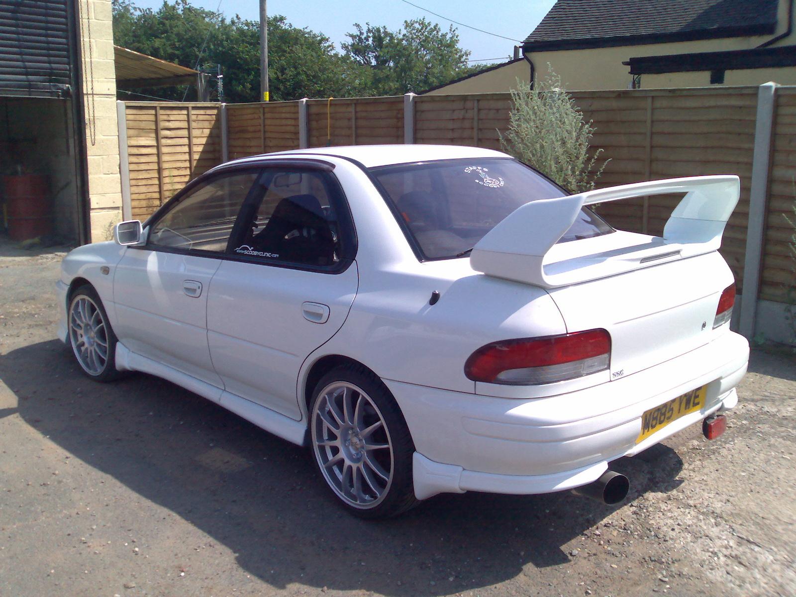 1995 Subaru Impreza Pictures Cargurus