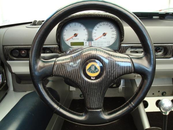 1999 Lotus Elise - Interior Pictures - CarGurus