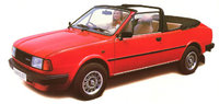 1990 Skoda 130 Overview