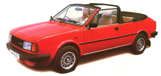 Picture of 1990 Skoda 130, exterior, gallery_worthy