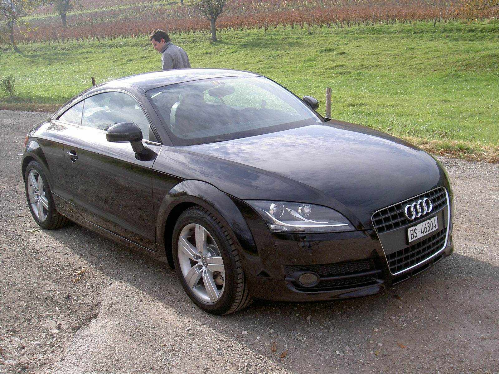 2008 audi tt other pictures cargurus. Black Bedroom Furniture Sets. Home Design Ideas