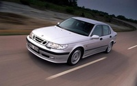 Picture of 2001 Saab 9-5, exterior