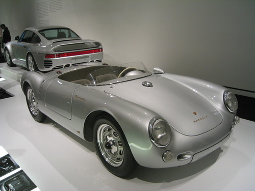 Picture of 1955 Porsche 550 Spyder